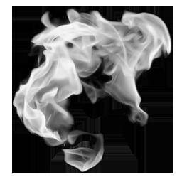 Flame Particle Shape